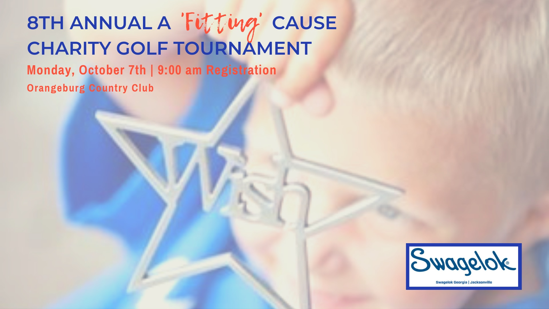 A fitting cause golf tournament make a wish charity